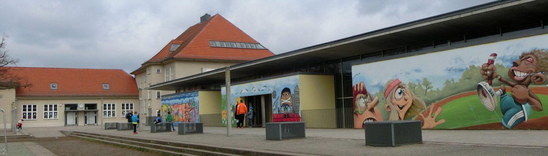 Linden-Grundschule Sporthalle
