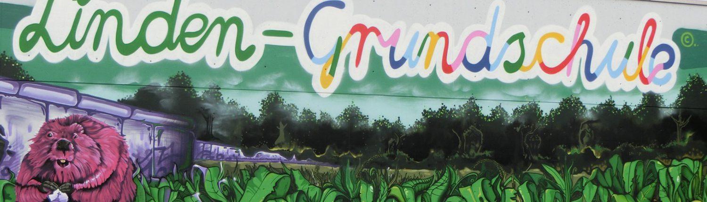 Linden-Grundschule Grafitti